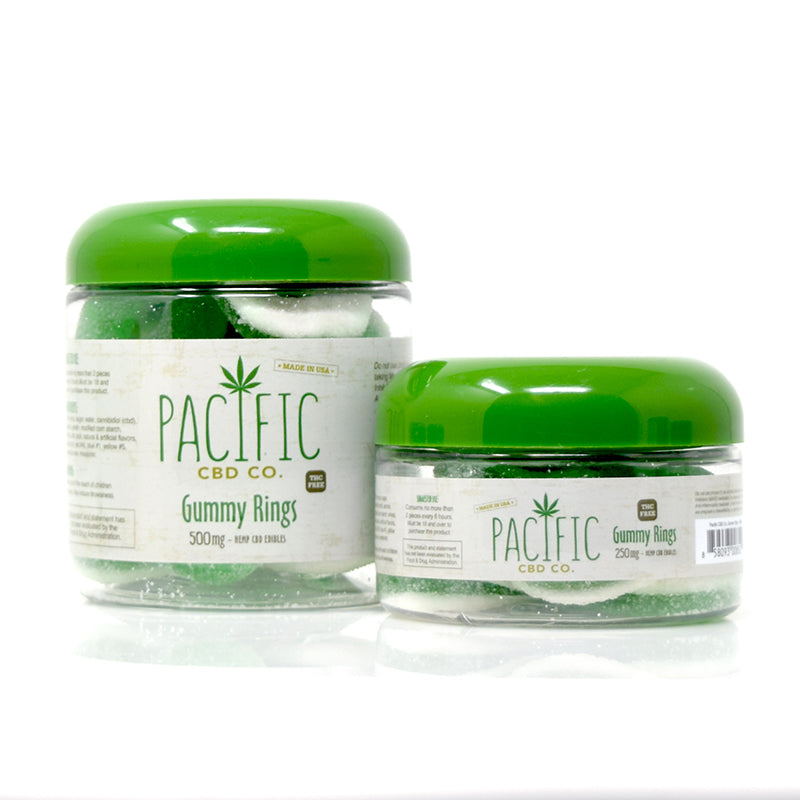 Pacific CBD Co - 250mg CBD Gummy Rings Pacific CBD Co - 250mg CBD Gummy Rings www-pacificcbdco-com.myshopify.com www.pacificcbdco.com