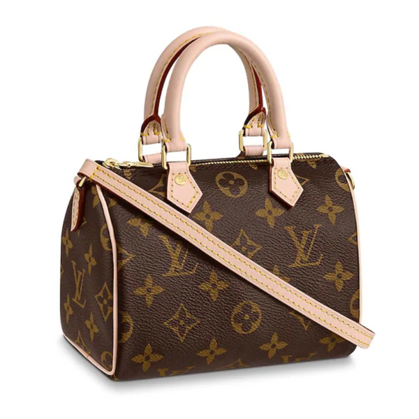 a98fd827d62d Speedy Nano Monogram Canvas – Dress Control