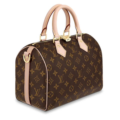 e6518da558e0 Speedy 25 Bandoulière Monogram Canvas