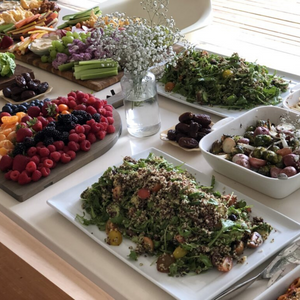 A Plant-Based Party For 30!