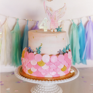The Perfect Mermaid Themed Birthday Party