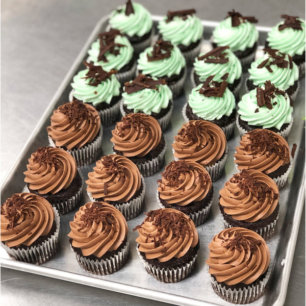 Chocolate Cupcake with Chocolate Buttercream *Local delivery & pick-up only*