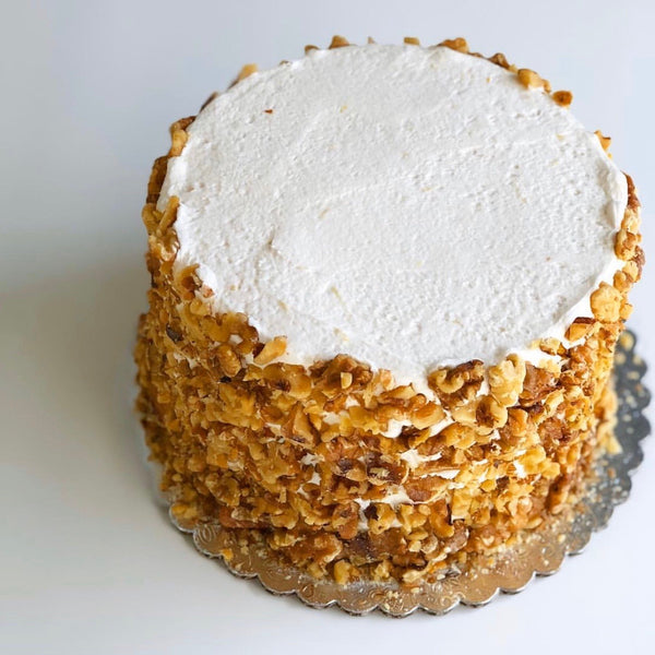 Carrot Cake (2 layers)