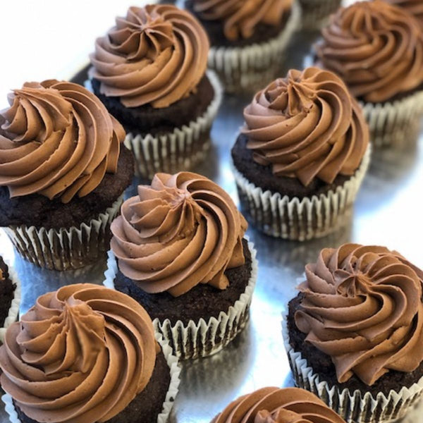 Chocolate Mocha Cupcakes *Local delivery & pick-up only*