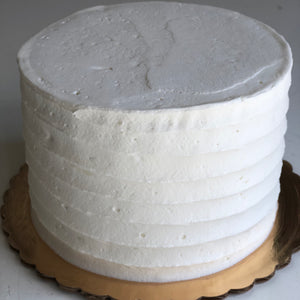 Baby Smash Cake (4-inch, 2-layers)