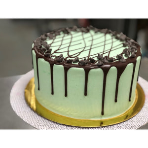Chocolate Creme de Menthe Cake *Local delivery & pick-up only*
