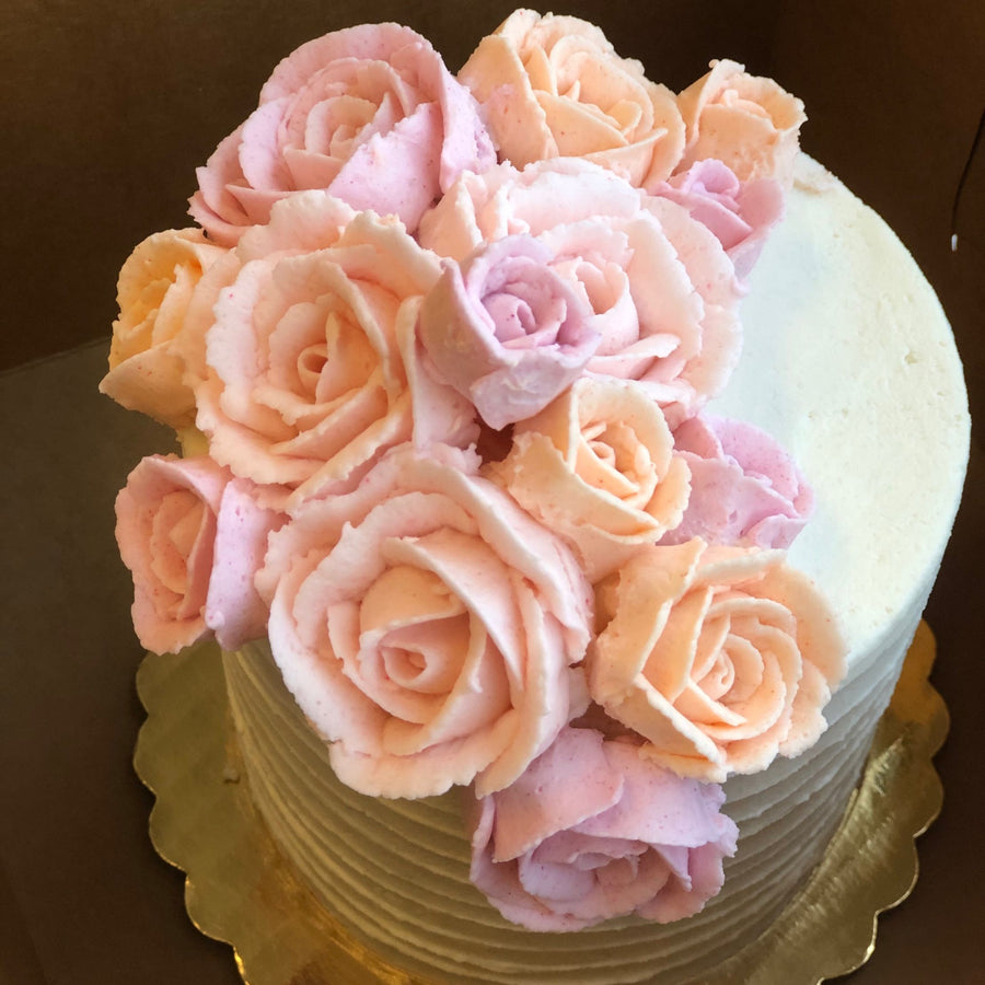 Flower Cake *Local delivery & pick-up only*
