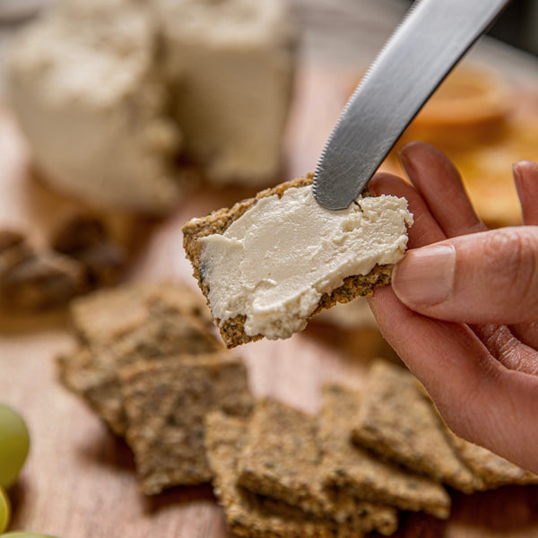 Vegan Goatless Cheese - Black Truffle
