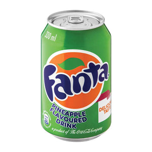Fanta Pineapple 6X330ML