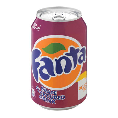 Fanta Grape 6X330ML