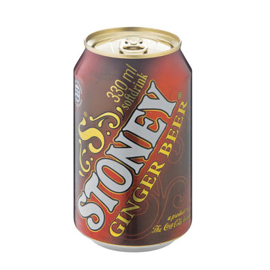 Stoney Ginger Beer 24X330ML