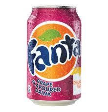 Fanta Coldrinks