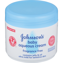 Load image into Gallery viewer, Johnsons Baby Aqueous Cream