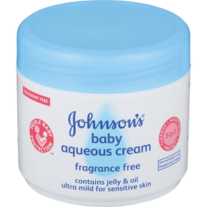 Johnsons Baby Aqueous Cream