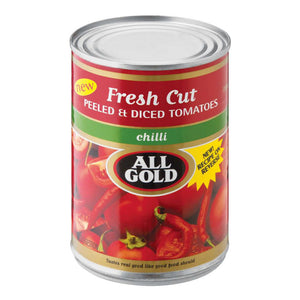 All Gold Diced Tomatoes