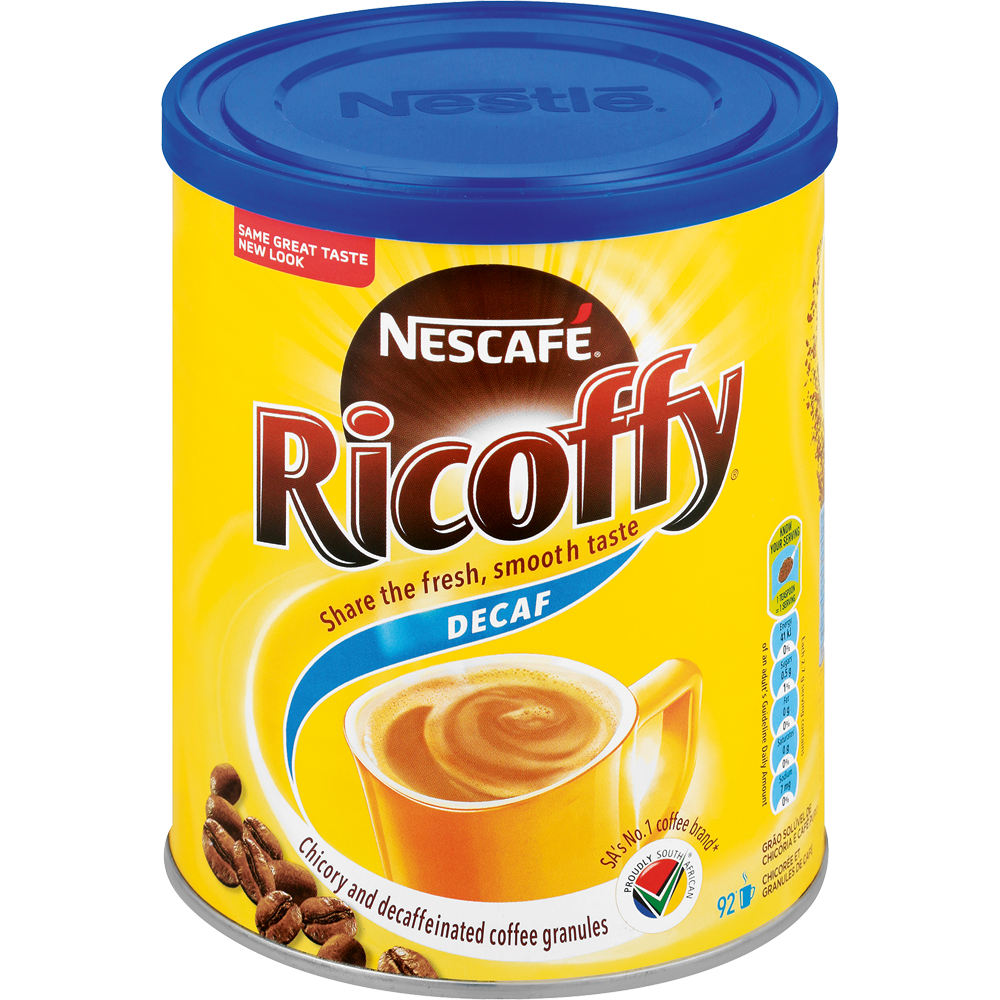 Ricoffy Decaf 250G