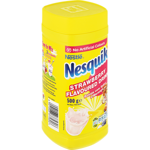 Strawberry Nesquick