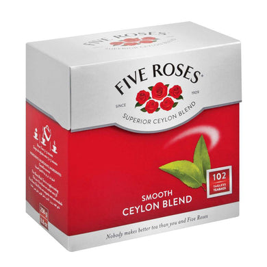Five Roses Tea Taggless