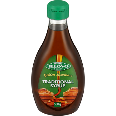Illovo Traditional Syrup 500ML