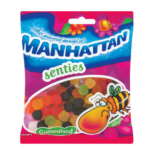 Manhattan Gummiland Senties