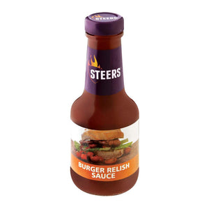Steers Sauces