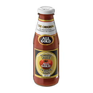 All Gold Tomato Sauce
