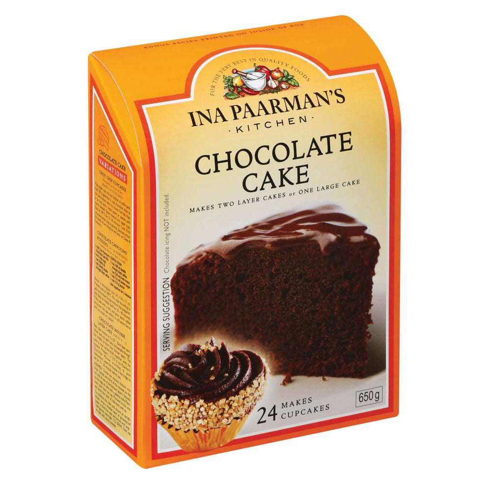 Ina Paarmans Chocolate Cake