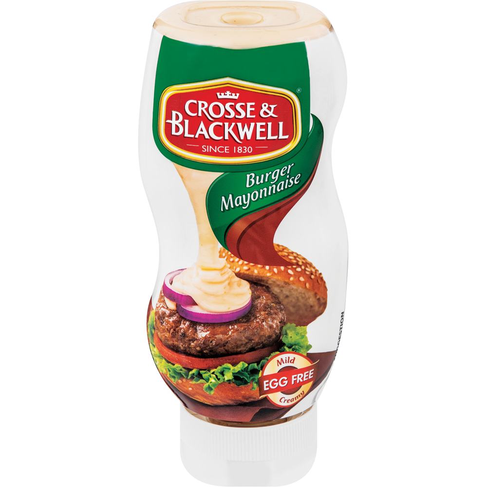 Crosse And Blackwell Burger Mayonnaise 500ML