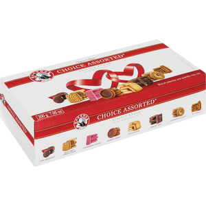 Bakers Choice Assorted 200G