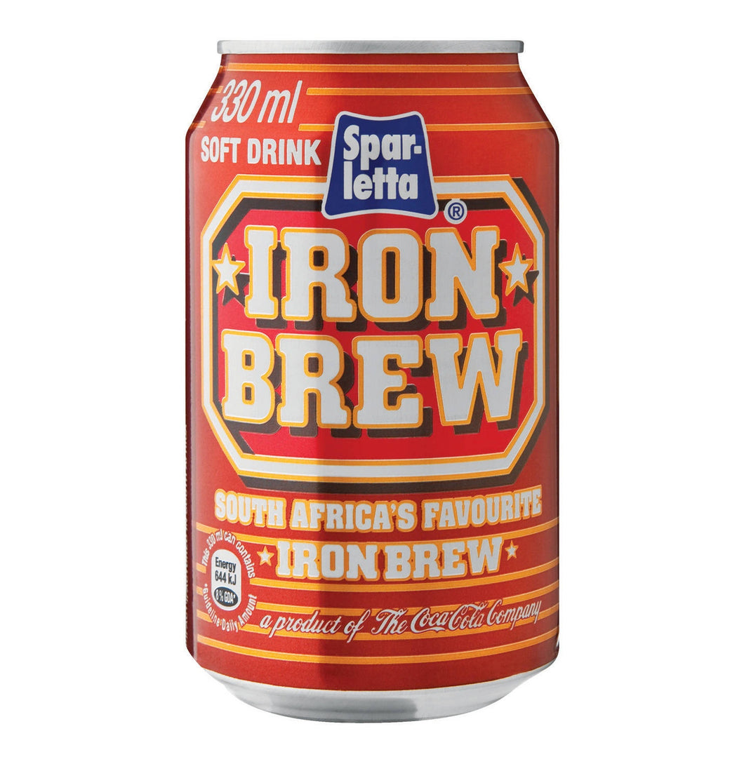 Iron Brew Can 330 ml