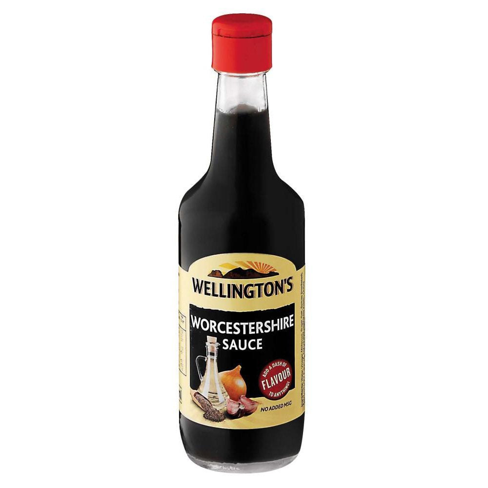 Wellingtons Worcestershire Sauce 340ML