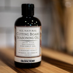 Old Factory – Cutting Board Oil – Orange Essential Oil - The Kitchen Island Store