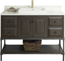 Load image into Gallery viewer, Fairmont Designs 1401-48 Toledo 48 inch Traditional Bathroom Vanity in a Grey Finish