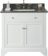 "Load image into Gallery viewer, Fairmont Designs 1502-V36 Framingham 36"" Modern Bathroom Vanity in Polar White"
