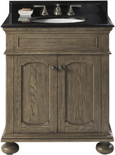 "Load image into Gallery viewer, Fairmont Designs 1535-V30 Oakhurst 30"" Vanity in Antique Grey"