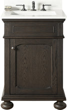 "Load image into Gallery viewer, Fairmont Designs 1536-V24 Oakhurst 24"" Vanity in Burnt Chocolate"
