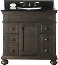 "Load image into Gallery viewer, Fairmont Designs 1536-V36 Oakhurst 36"" Vanity in Burnt Chocolate"