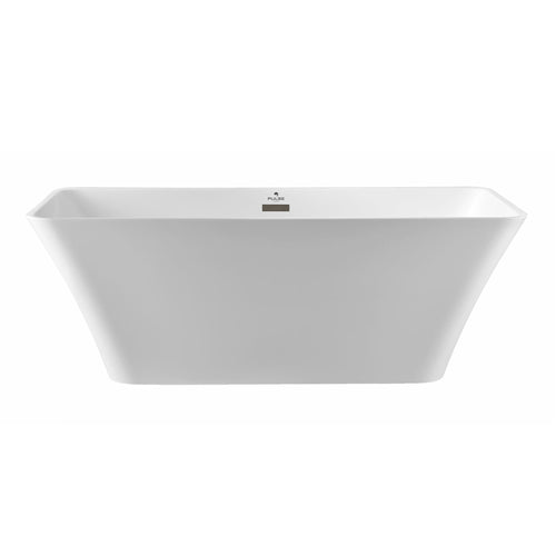 PULSE Tubs White Freestanding Tub