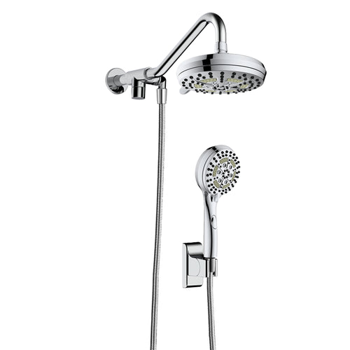 PULSE ShowerSpas Oasis Chrome Shower System