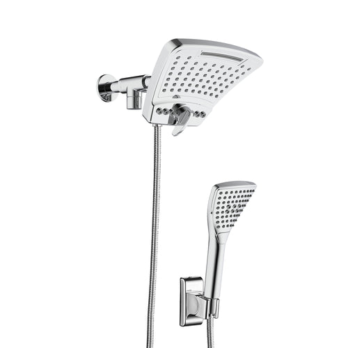 PULSE ShowerSpas PowerShot Chrome Shower System