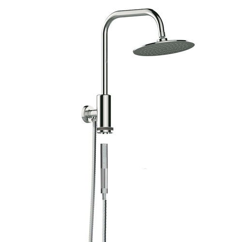 PULSE ShowerSpas Aquarius Chrome Shower System