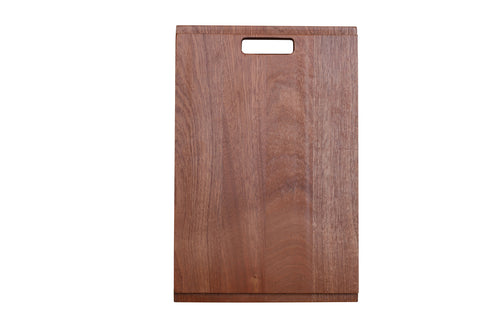 Ruvati 11 x 17 inch Solid Wood Cutting Board for Ruvati Workstation Sinks - RVA1217