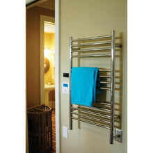 Load image into Gallery viewer, Amba C Straight 13 Bar Towel Warmer, Polished