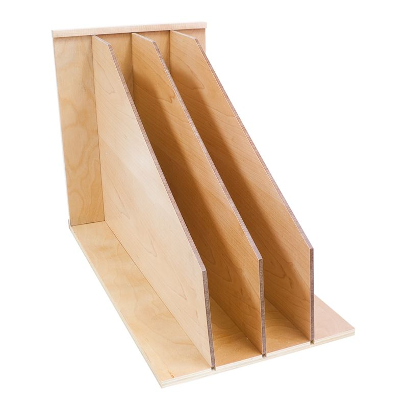 Tray Divider with 3 Sections. 11-3/4