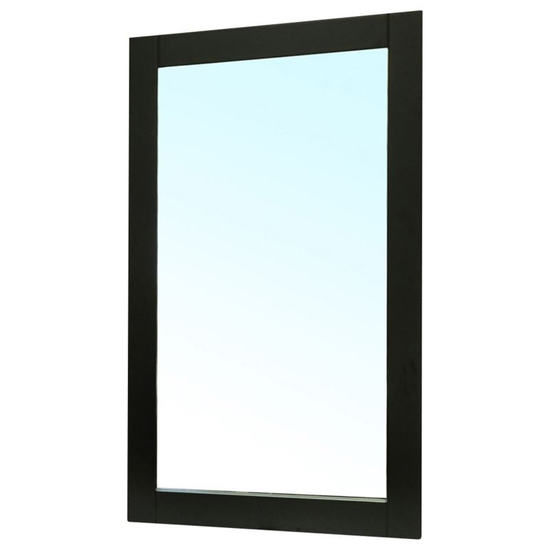Bellaterra Wood Frame Mirror 203114-MIRROR