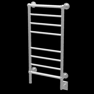 Amba Traditional T-2040 8 Bar Towel Warmer, Brushed Nickel