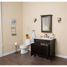 Load image into Gallery viewer, Bellaterra 36 In Single Sink Vanity Wood Espresso