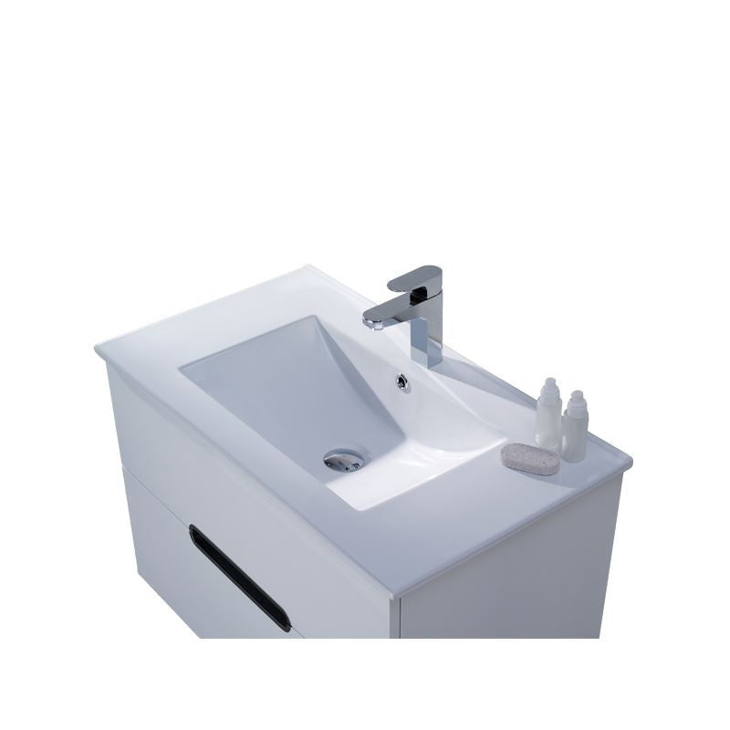 Adornus Yakira Vanity, High Gloss White, 32