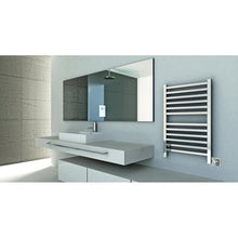 Load image into Gallery viewer, Amba Quadro Q-2033 12 Bar Towel Warmer, Polished