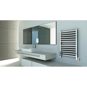 Amba Quadro Q-2033 12 Bar Towel Warmer, Polished